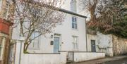 Outside, Stanley Cottage, 50 Tor Hill Road, Torquay, Devon