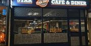 Star Diner, Paignton, Devon