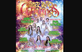Step into Christmas, Babbacombe Theatre, Torquay, Devon