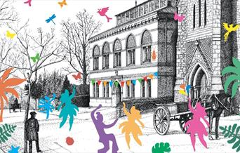 Colourful Pageant to Celebrate Torquay Museum's 175th Anniversary, Torquay, Devon