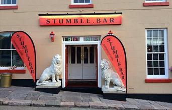 Stumble Bar, Torquay, Devon