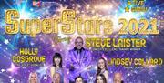 Superstars 2021, Babbacombe Theatre, Torquay, Devon