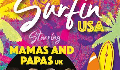 Surfin' USA, Babbacombe Theatre, Torquay, Devon