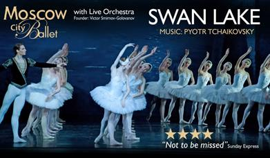 Moscow City Ballet presents Swan Lake, Princess Theatre, Torquay, Devon