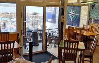 TJ's Restaurant by the Harbour, Paignton, Devon