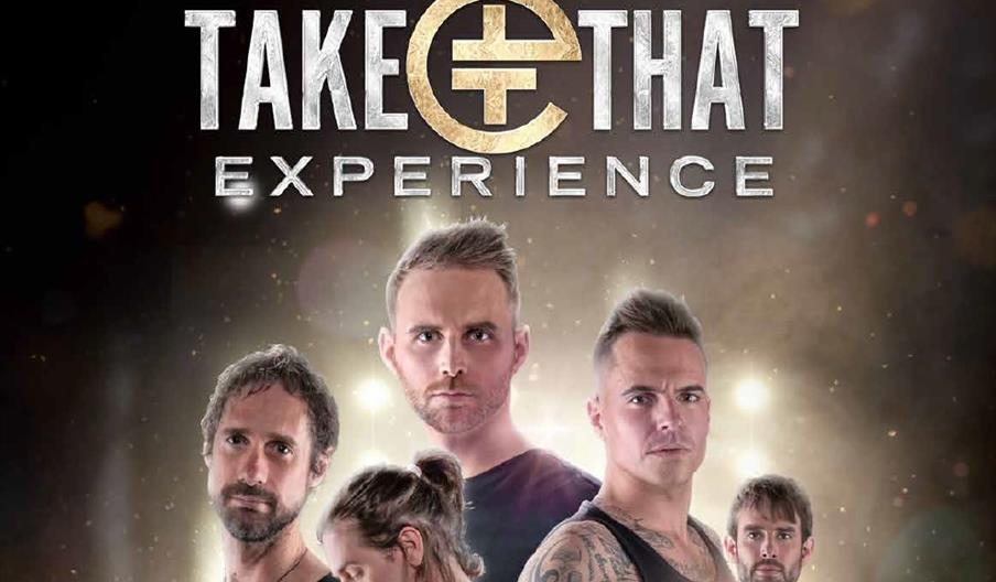 The Take That Experience, Babbacombe Theatre, Torquay, Devon