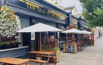 Talk of the Town, Paignton, Devon