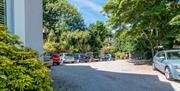 Car Park, The Somerville, Torquay, Devon