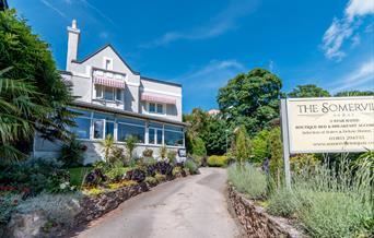 Exterior, The Somerville, Torquay, Devon