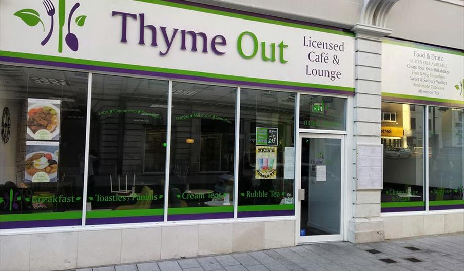 Thyme Out, Torquay, Devon