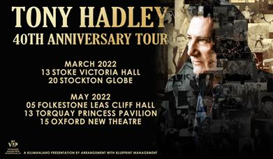 Tony Hadley Princess Theatre Torquay Devon