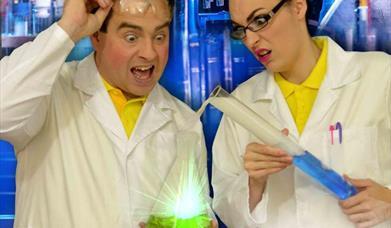 Top Secret – The Magic of Science, Palace Theatre, Paignton, Devon