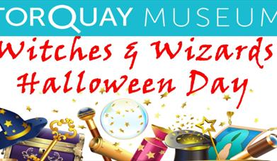 Witches & Wizards Halloween Celebration Day, Torquay Museum, Torquay, Devon