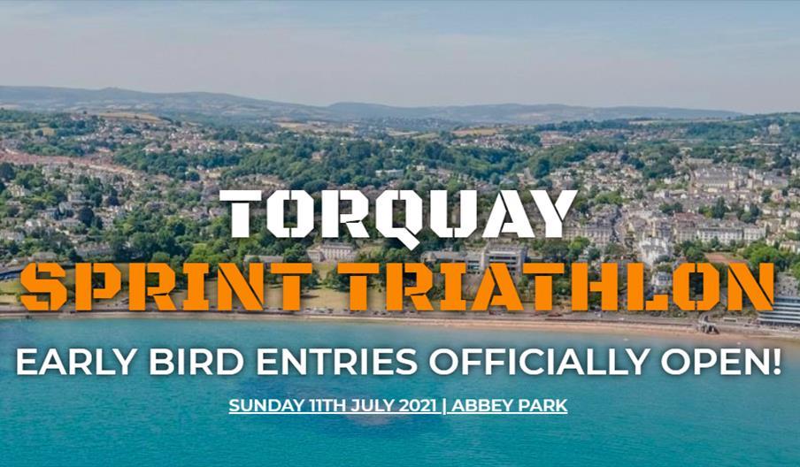 Torquay Sprint Triathlon, Abbey Park, Torquay, Devon