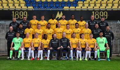 Torquay United Team