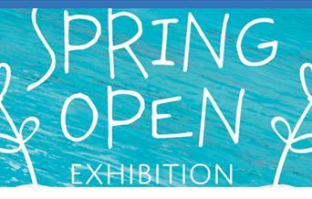 Torre Abbey Spring Open Art Exhibition: Chasing Rainbows, Torquay, Devon