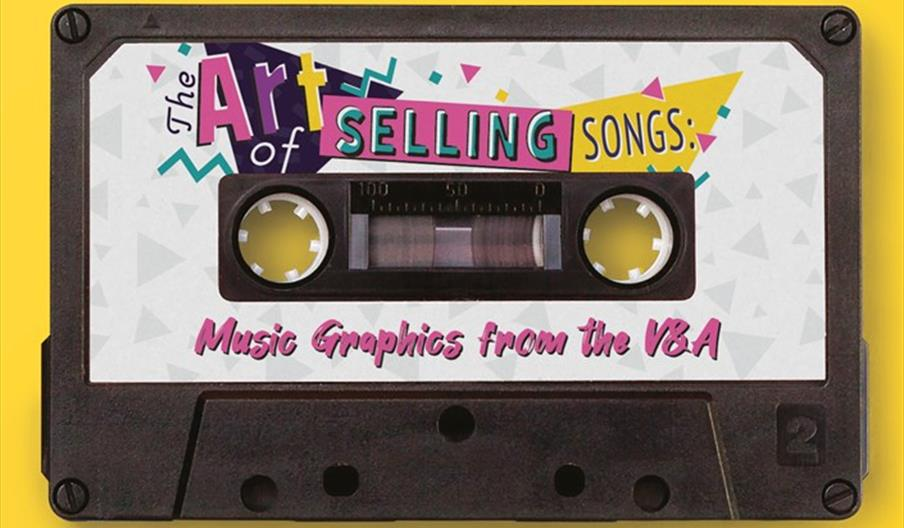 The Art of Selling Songs: Music Graphics from the V&A - Torre Abbey, Torquay, Devon