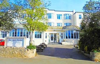 Outside, Trecarn Hotel Torquay - Britania Hotels, Torquay, Devon