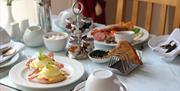 Breakfast at Tyndale, Torquay, Devon