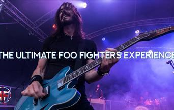 UK Foo Fighters, Princess Theatre, Torquay, Devon