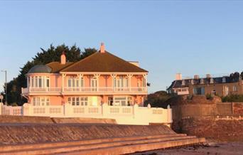Exterior, Villa Marina, Paignton, Devon
