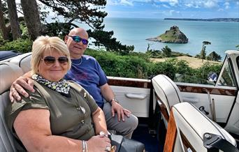 Prestige Tours - Vintage Cream Tea Experience, Torquay, Devon