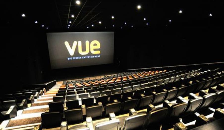 The Vue Cinema Torbay, Paignton, Devon