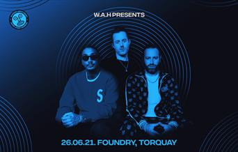 Chase & Status, The Foundy, Torquay, Devon