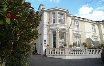 Walnut Lodge, Torquay, Devon