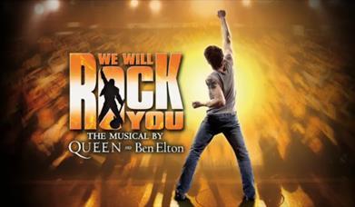 We Will Rock You, Princess Theatre, Torquay, Devon