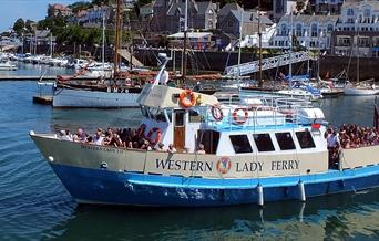 Western Lady Ferry Service, Torquay, Paignton and Brixham, Devon