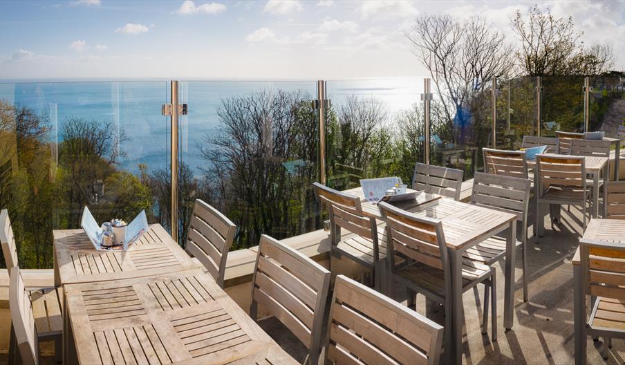 Yellands - Cliff Railway Cafe Torquay, Torquay, Devon