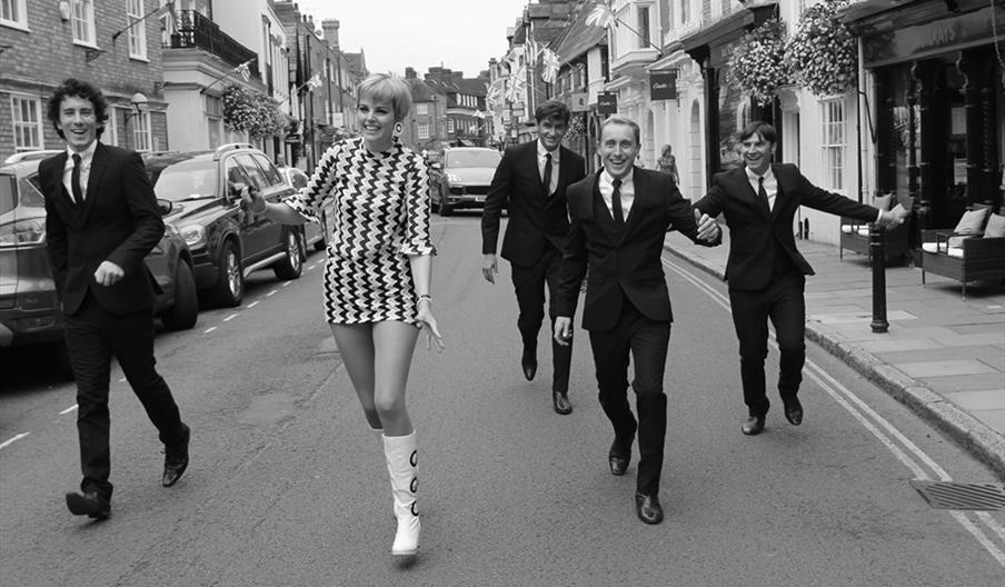 Sound of the Sixties with The Zoots, Palace Theatre, Paignton, Devon