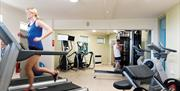 Gym, Hoburne Devon Bay, Paignton, Devon