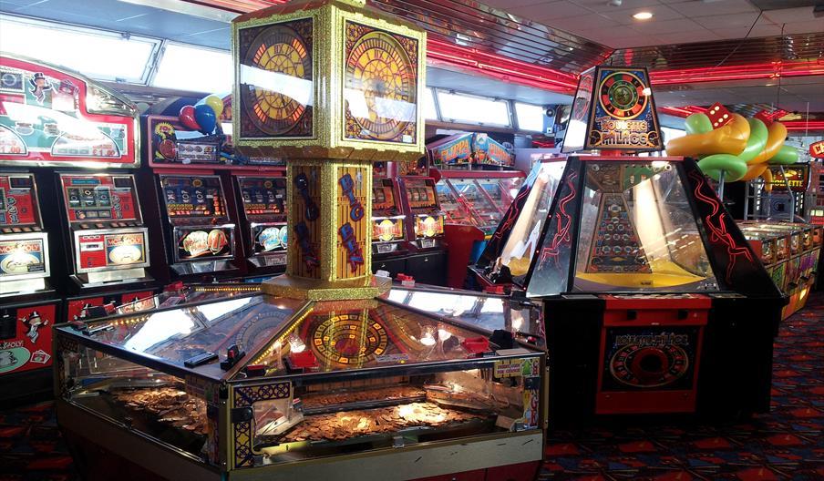 Enterprise Amusements, Paignton, Devon