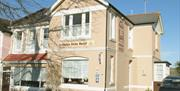 Crimdon Dene Licensed Guest House in quiet road, Crimdon Dene Guest House, Torquay, Devon