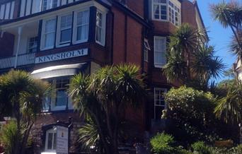 Exterior, Kingsholm, Torquay, Devon