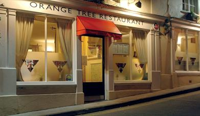 The Orange Tree Restaurant, Torquay, Devon