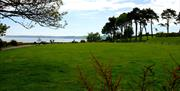 Roundham Gardens a short walk from Outlook Holiday Flats, Paignton, Devon