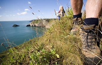 Walking, Torbay Coast & Countryside Trust