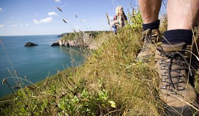 Walking, Torbay Coast & Countryside Trust