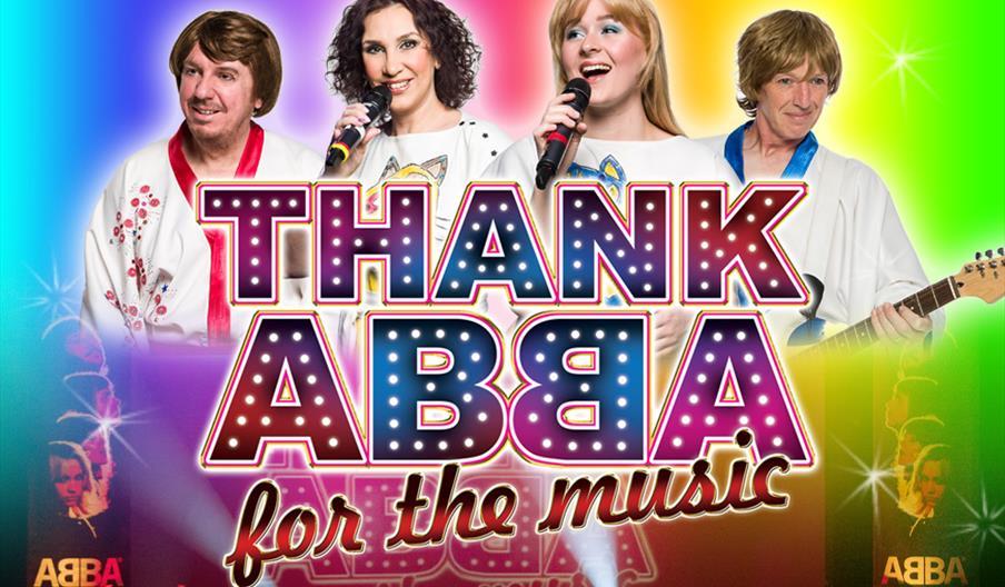 Thank Abba For the Music, Babbacombe Theatre, Torquay, Devon