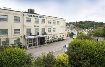 Exterior, Tor Park Hotel, Torquay, Devon
