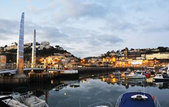 Torquay Harbour & Marina, Torquay, Devon
