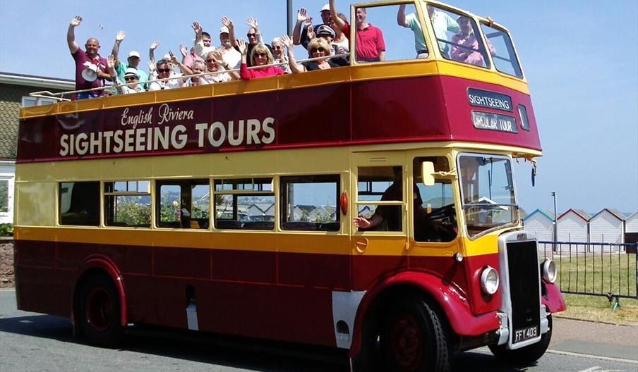 English Riviera Sightseeing Tours, starting at Torquay, Devon