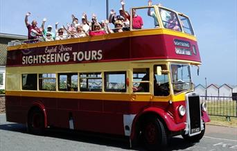 English Riviera Sightseeing Tours, starting at Torquay, Devon