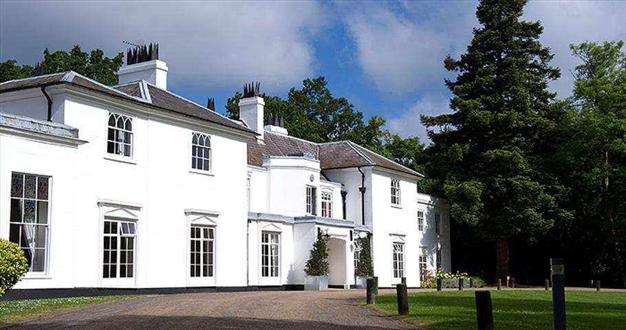 The White House at Gilwell