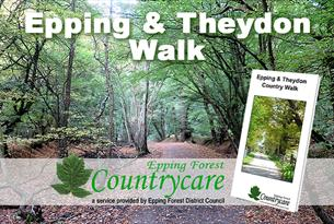 Countrycare Epping - Theydon country walk.