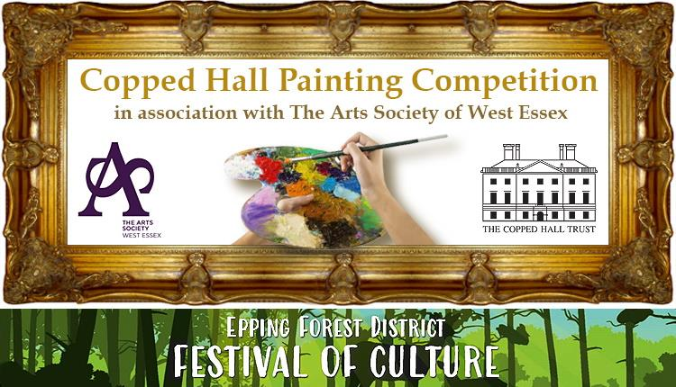 Copped Hall Painting Competition in association with The Arts Society of West Essex