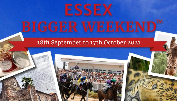 Essex Bigger Weekend, 18th September to 17th October